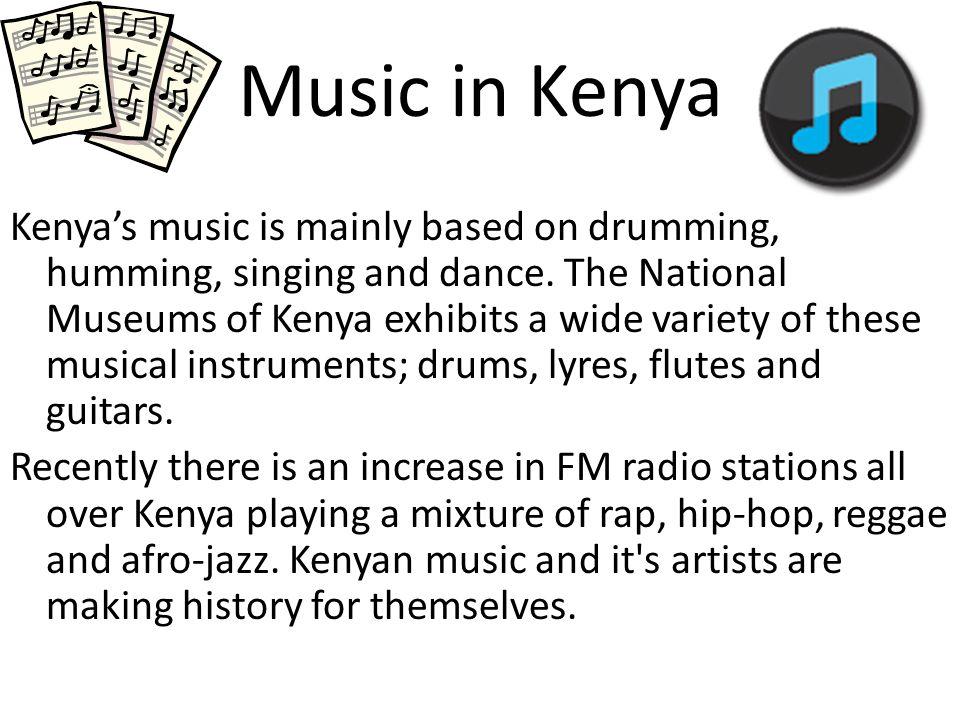Music in Kenya