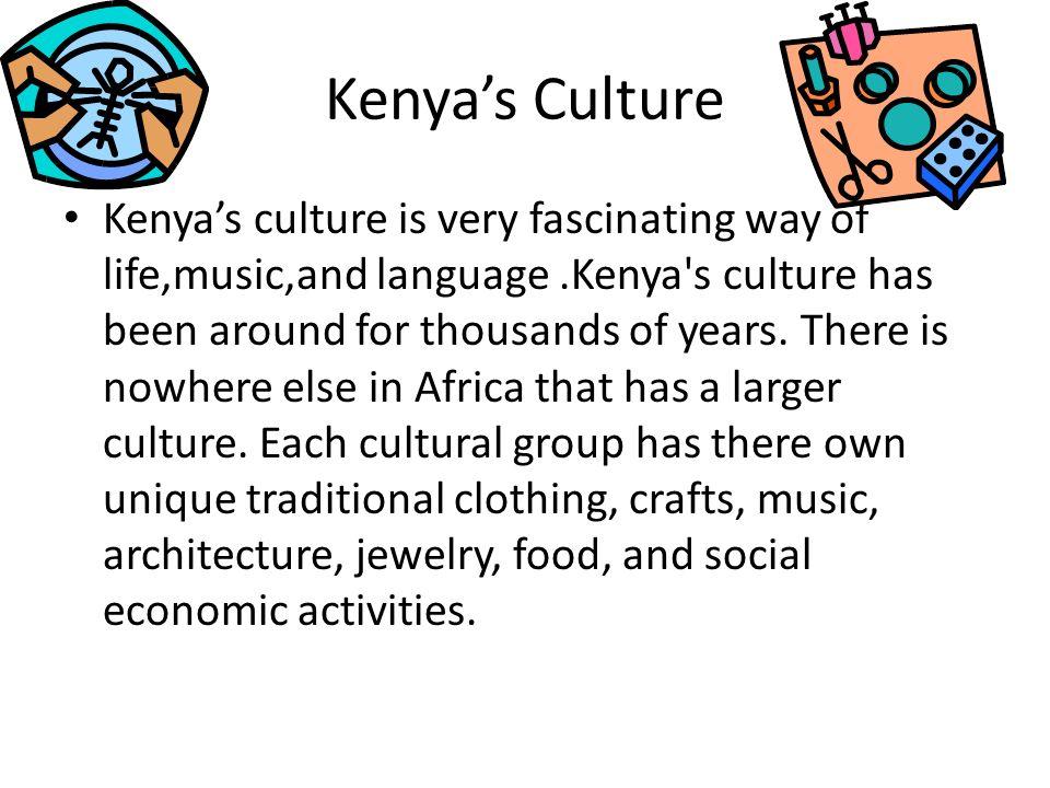 Kenya's Culture