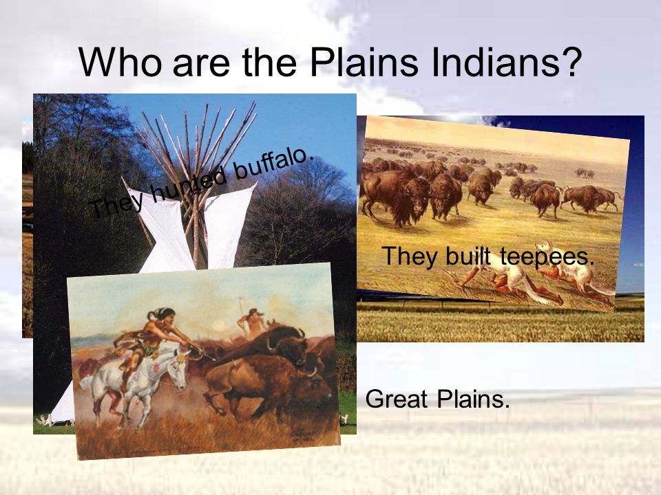 Who are the Plains Indians