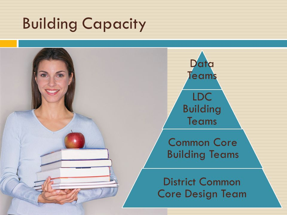 Building Capacity Data Teams LDC Building Teams