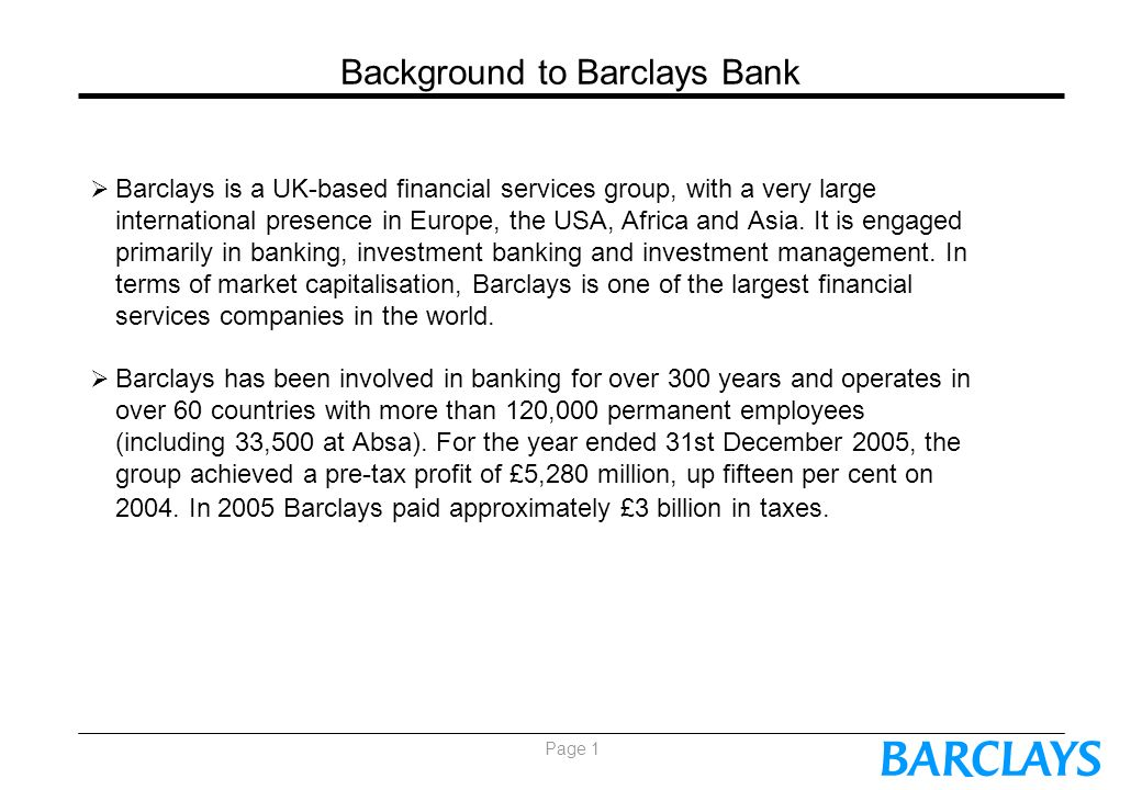barclays banque uk