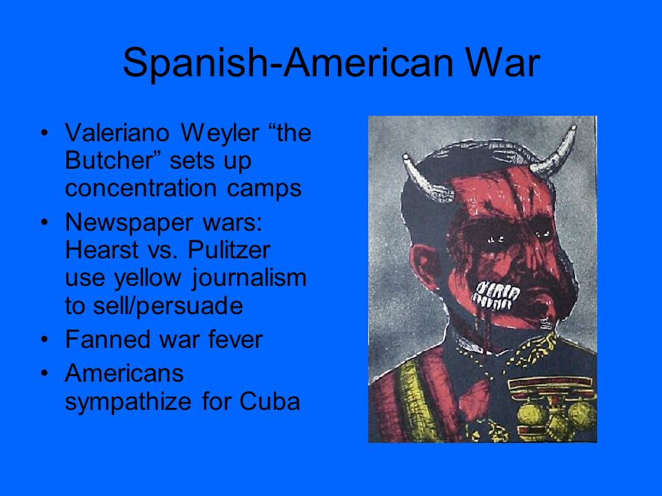 The Spanish-American War - ppt - 92.6KB