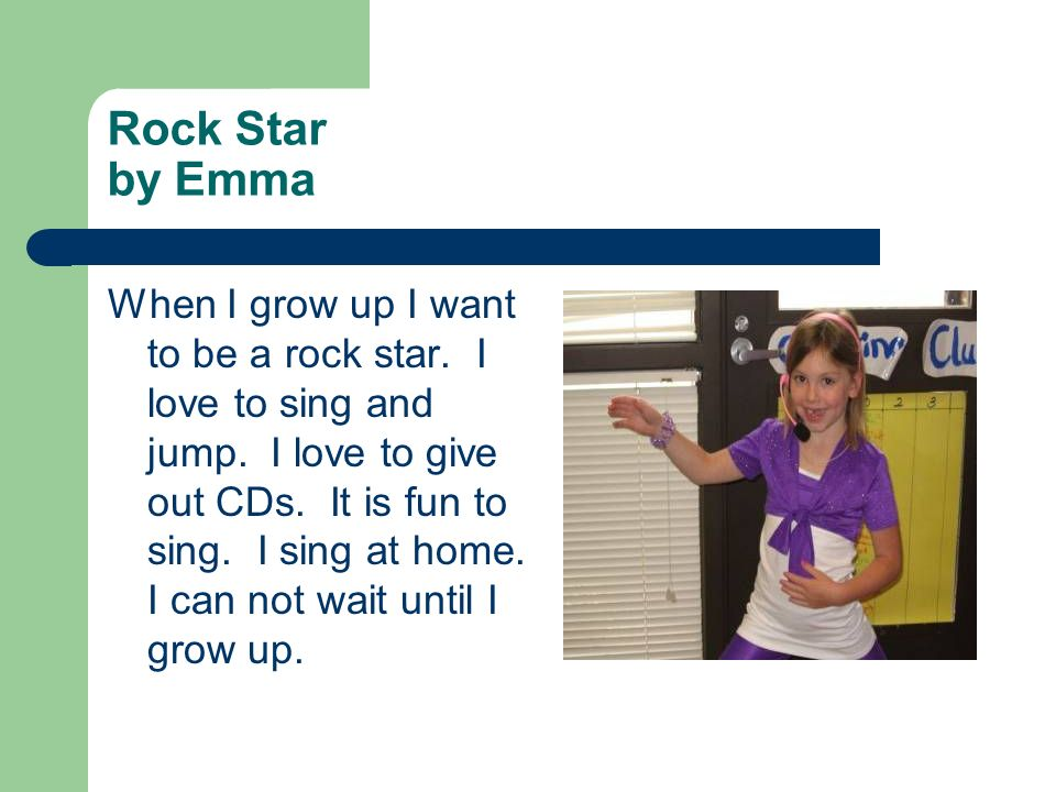Rock Star by Emma