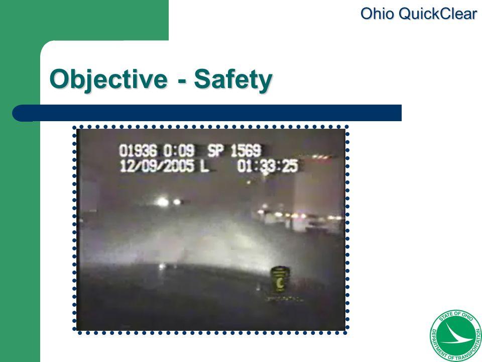 Objective - Safety