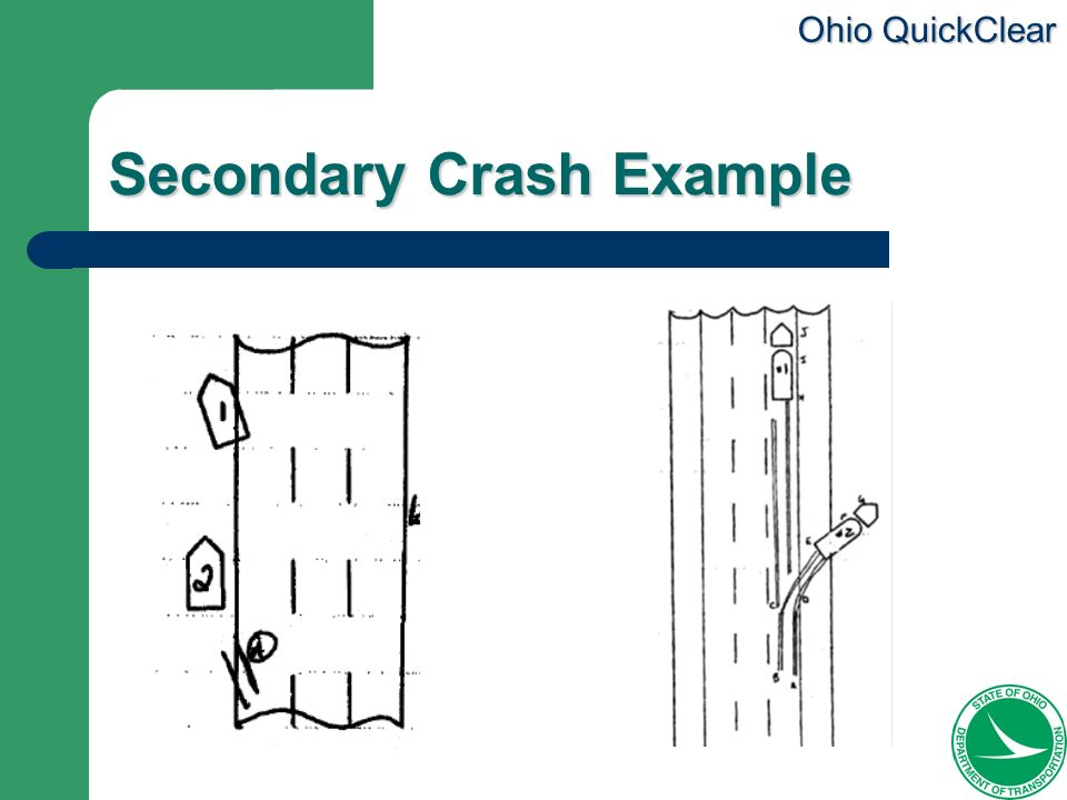 Secondary Crash Example