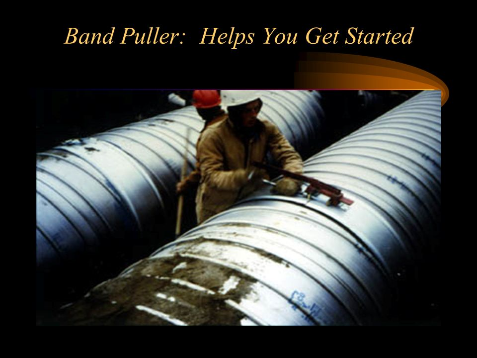 Band Puller: Helps You Get Started