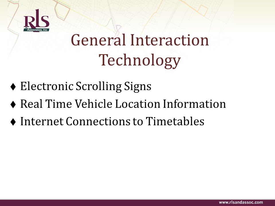 General Interaction Technology