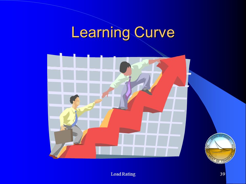Learning Curve Load Rating