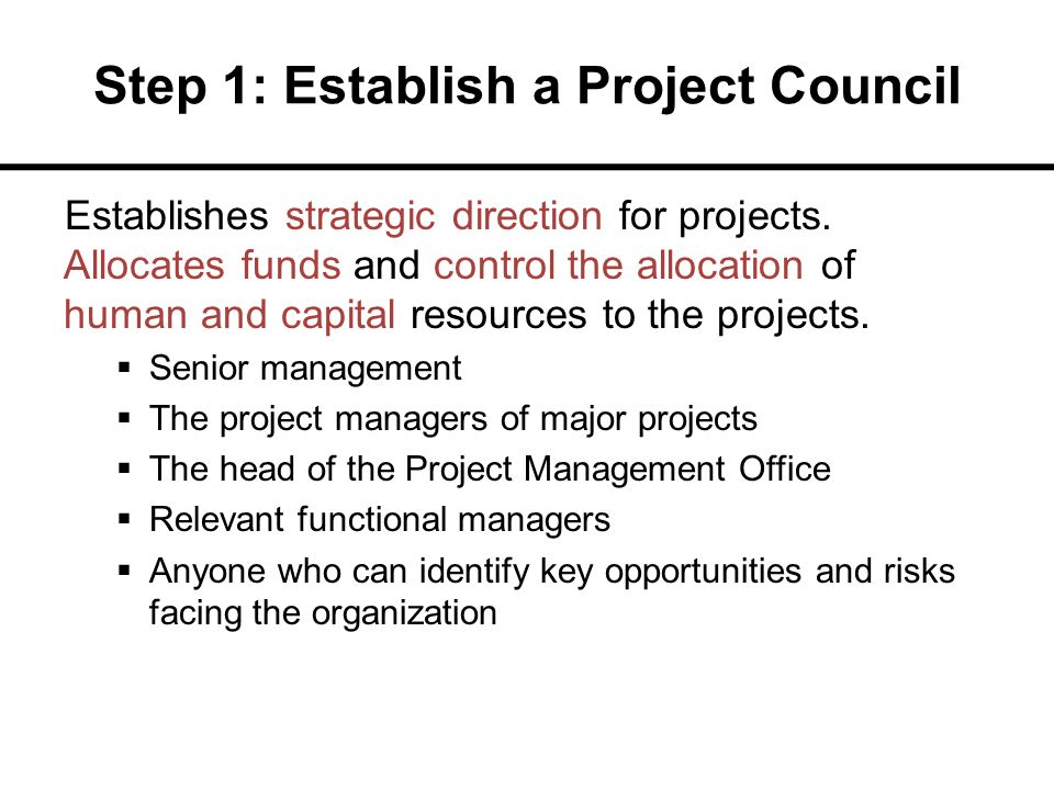 In ch 1 the world of project management ppt download - Head of project management office ...