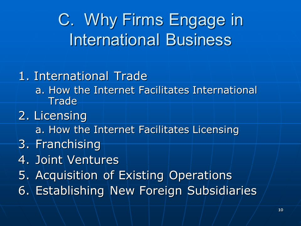 """controlling of foreign subsidiaries from a Commonly do so through subsidiaries that  are controlled foreign corporations (""""cfcs"""")  tax considerations for foreign subsidiary sales - 12/2014."""