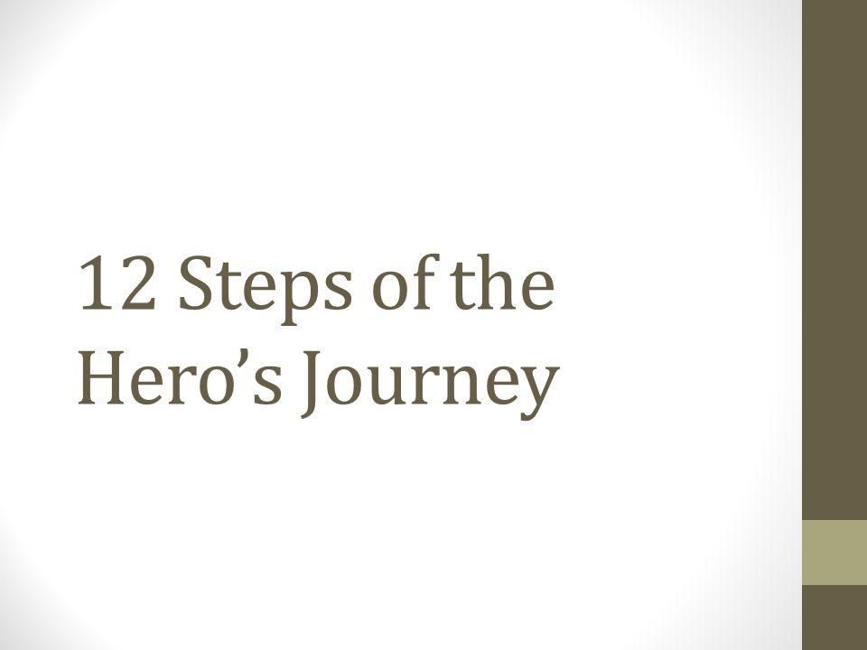 step 1 12 the hero's journey