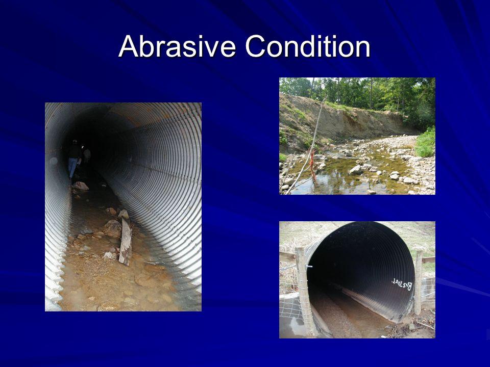Abrasive Condition