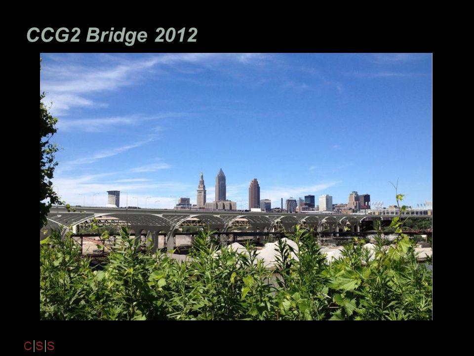 CCG2 Bridge 2012