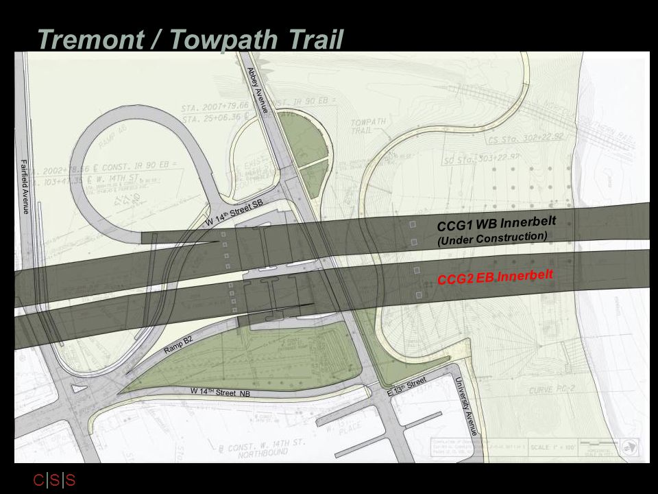 Tremont / Towpath Trail