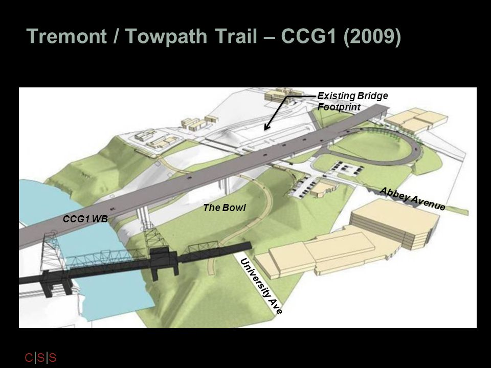 Tremont / Towpath Trail – CCG1 (2009)