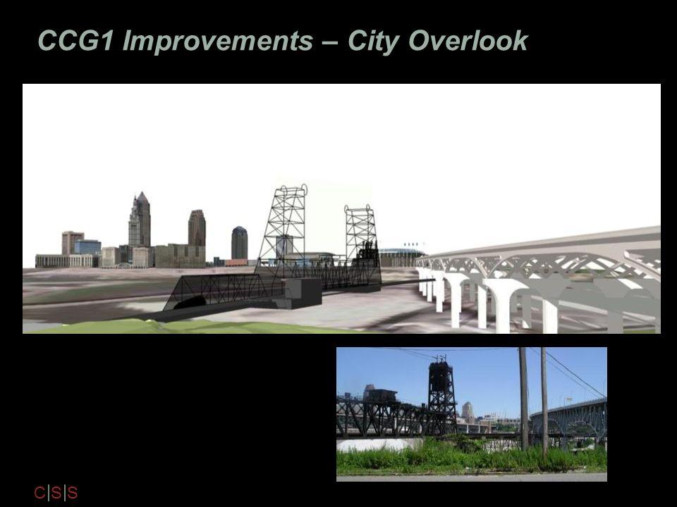 CCG1 Improvements – City Overlook