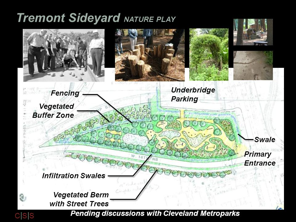 Tremont Sideyard NATURE PLAY