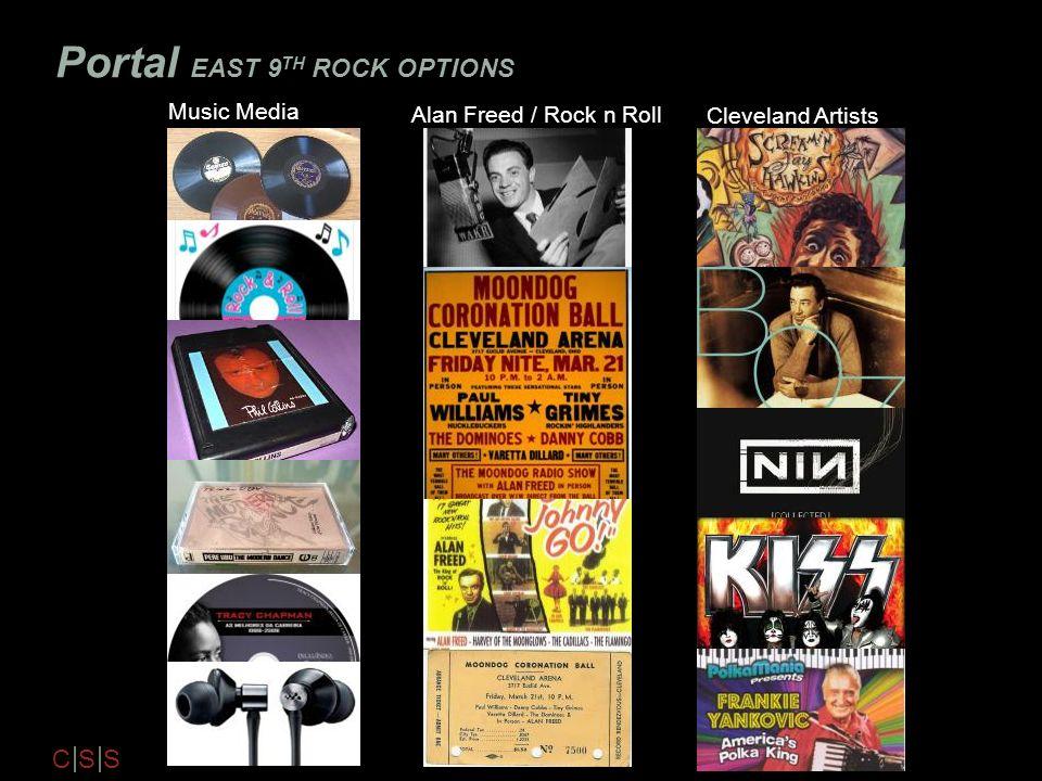 Portal EAST 9TH ROCK OPTIONS