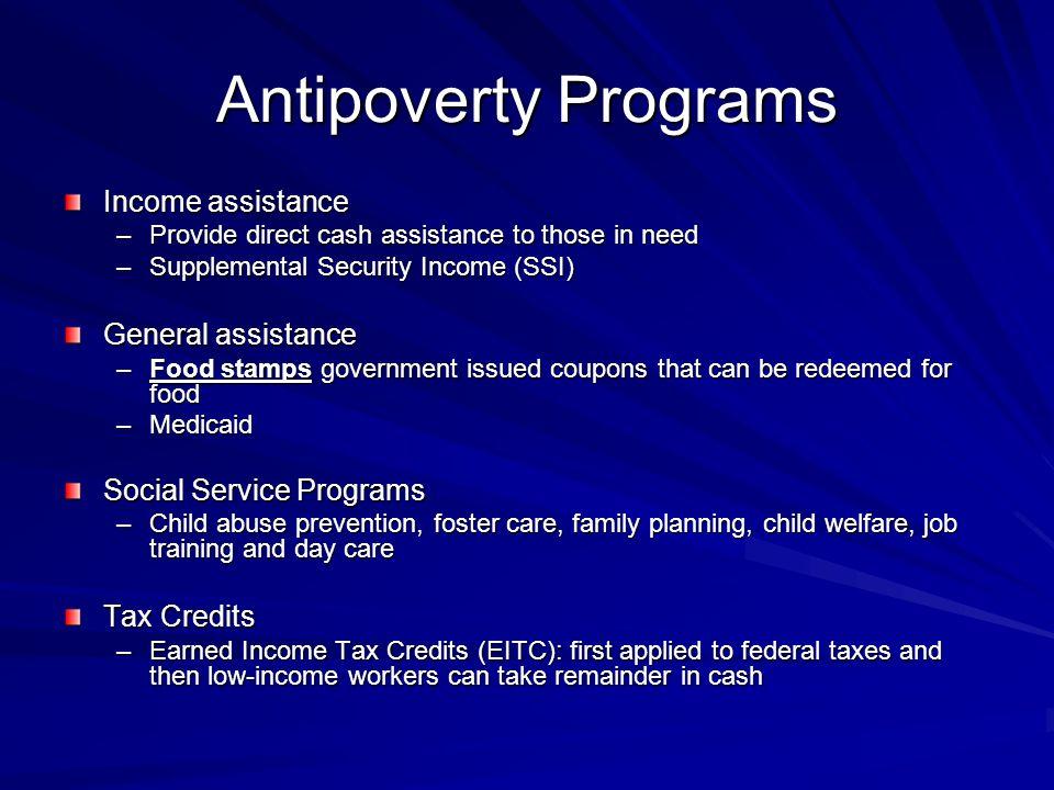 Low Income Child Care Programs