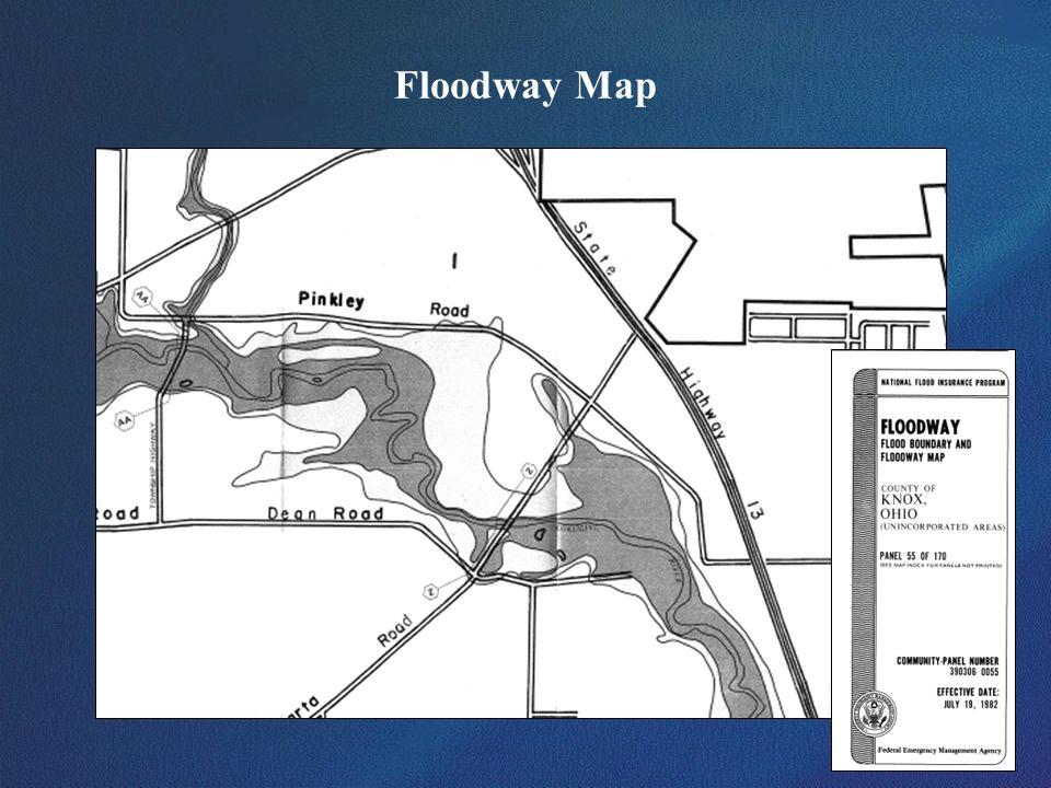 Floodway Map