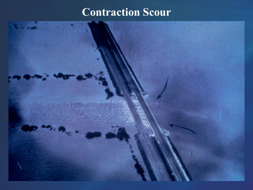 Contraction Scour