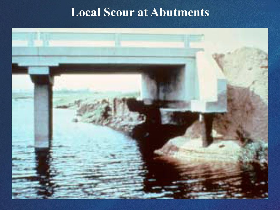 Local Scour at Abutments