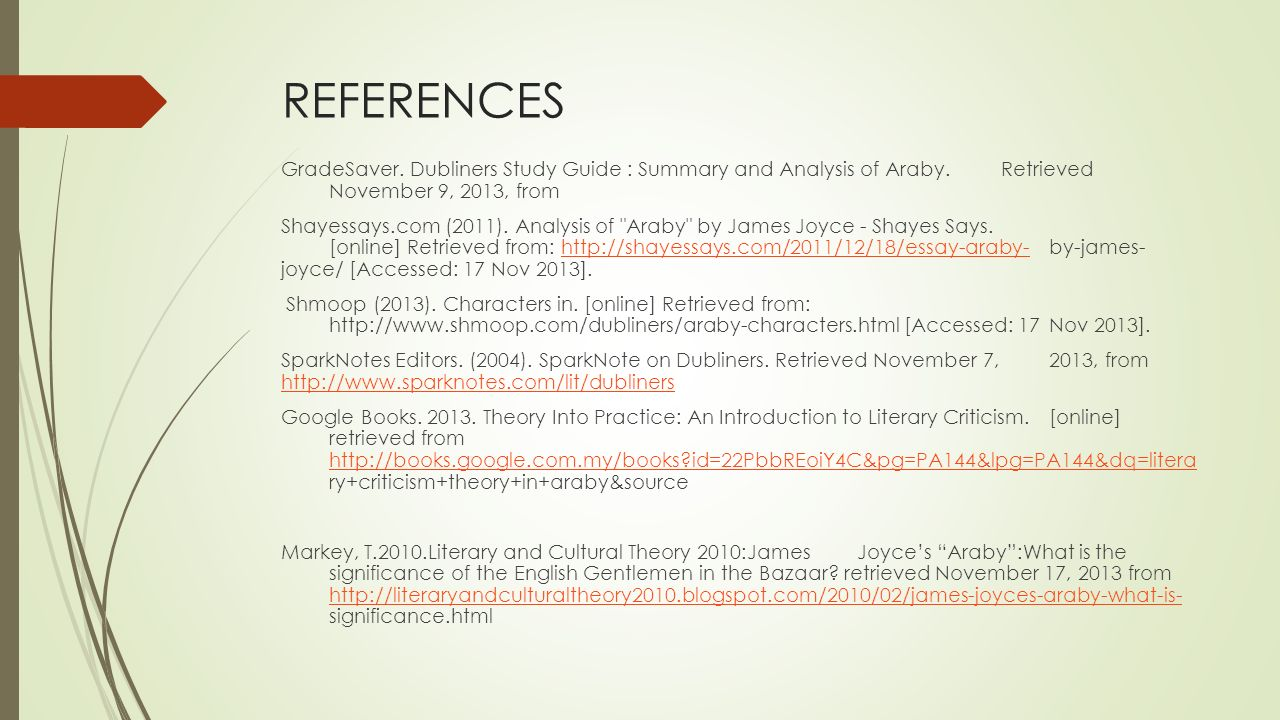an analysis of john updikes ap and james joyces araby View notes - joyce vs updike from eng 112 at vccs leahy 1 cameron leahy march 20th, 2008 english 112 professor lesman comparison of updike's a&p and joyce's araby (final draft) whether a work of.