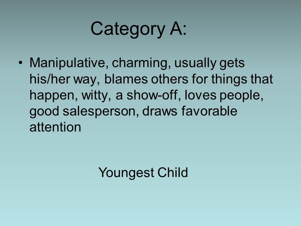 Category A: