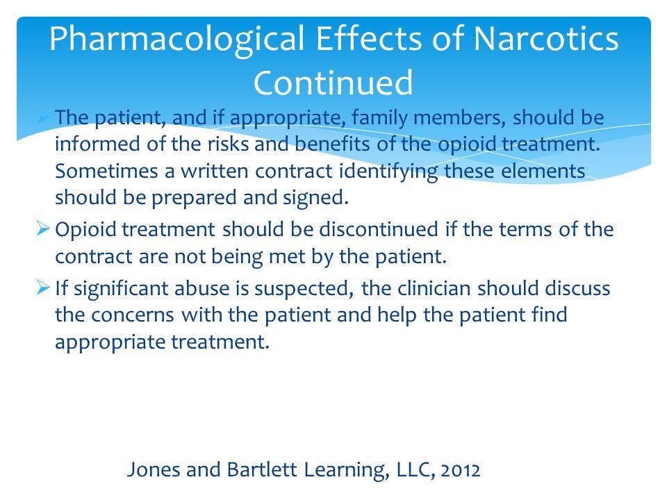 Chapter 9 Narcotics Opioids Ppt Video Online Download