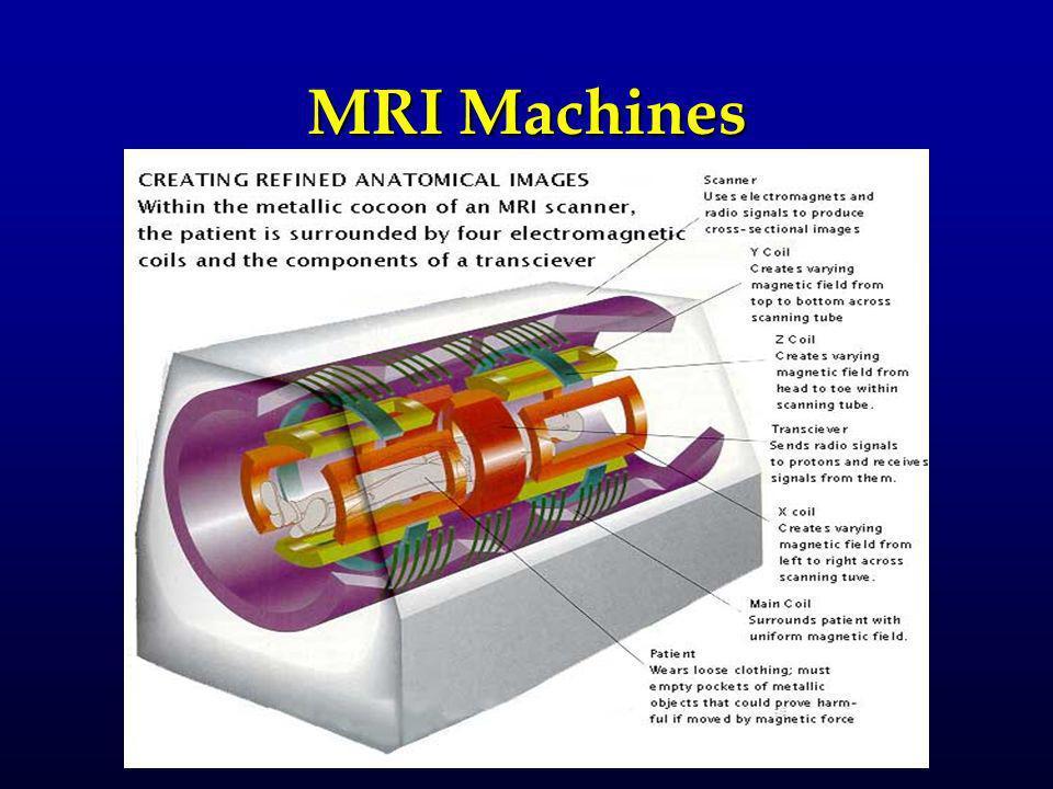 MRI Machines
