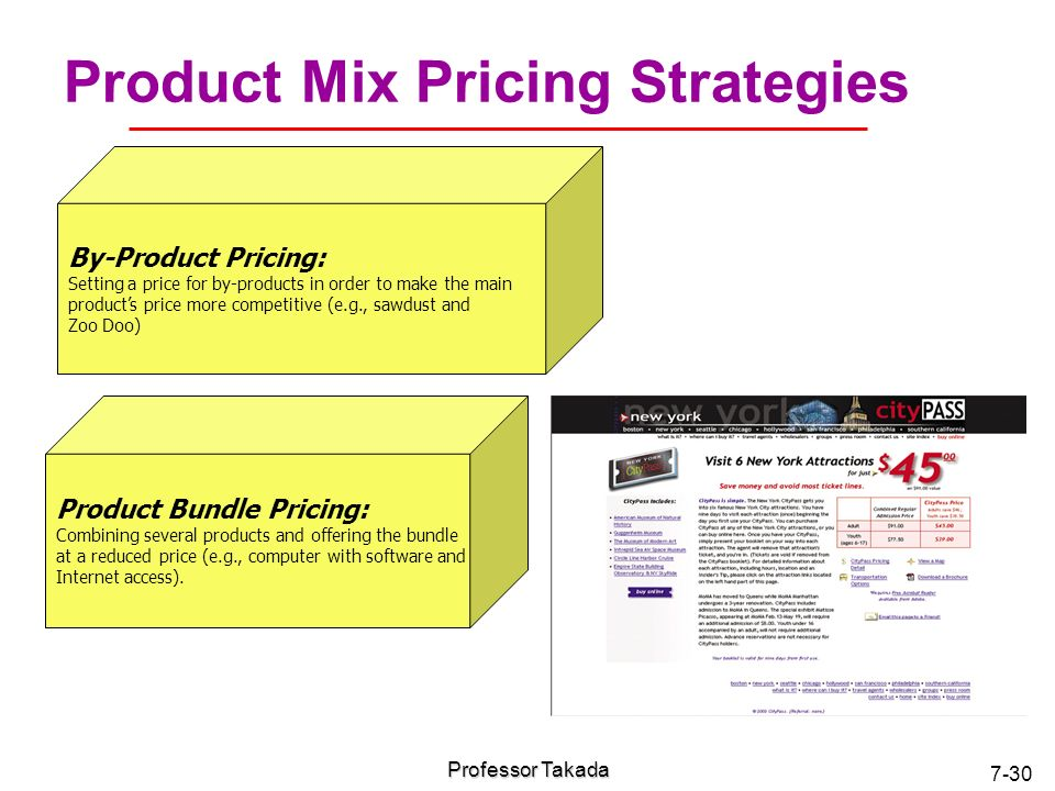 conclusion on product mix pricing A penetration pricing strategy is a technique which involves setting a relatively low price initial entry price to attract customers and gain a foothold in a market whereas a skimming pricing strategy is a pricing technique in which a firm sets a relatively high price for a product upon launching.