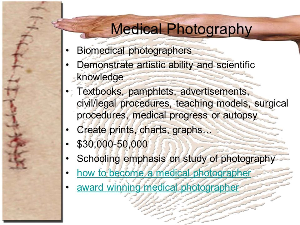 Medical Photography Biomedical photographers