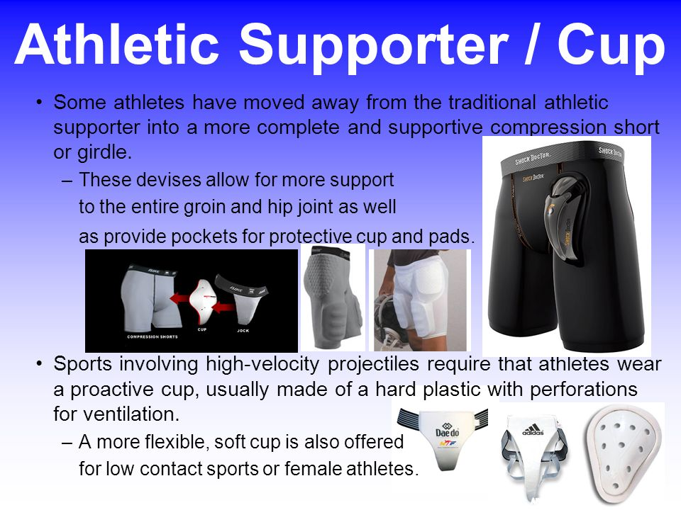 Athletic Supporter / Cup