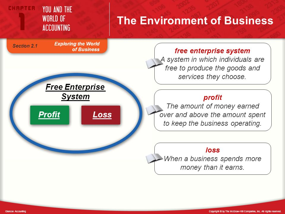 The Environment of Business