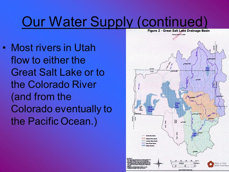 Our Water Supply (continued)