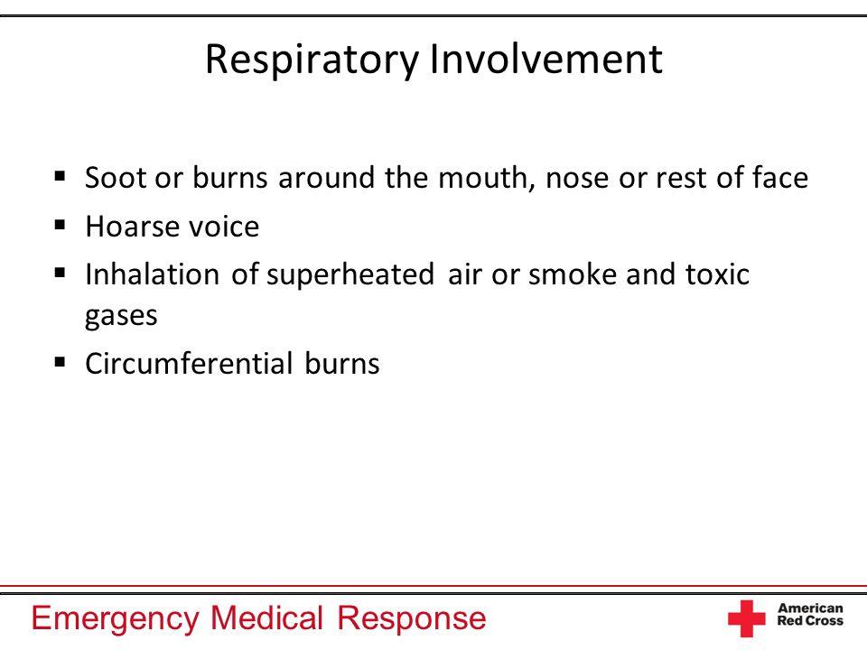 Respiratory Involvement