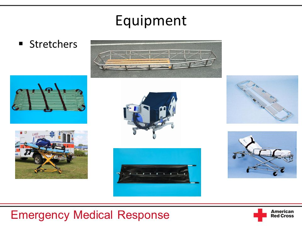 Equipment Stretchers