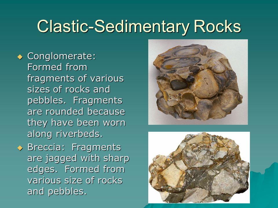 Clastic-Sedimentary Rocks