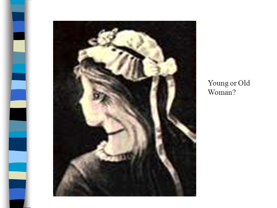 Young or Old Woman
