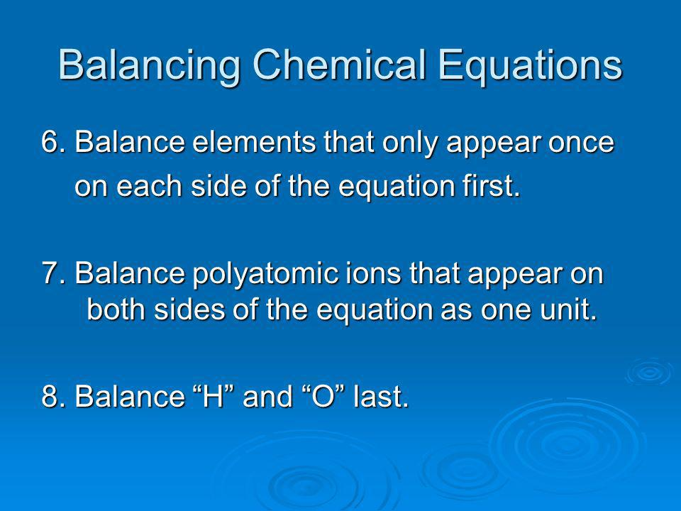 Balancing Chemical Equations Chapter 7 Worksheet 1 Answers – Balancing Chemical Equations Chapter 7 Worksheet 1