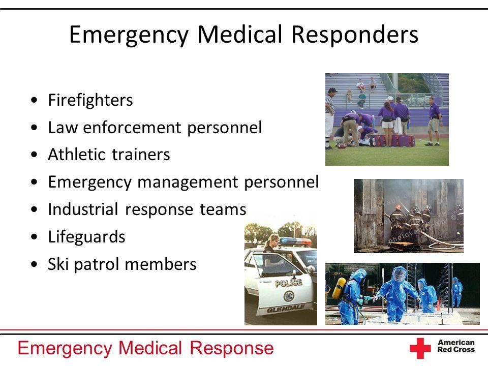 Emergency Medical Responders