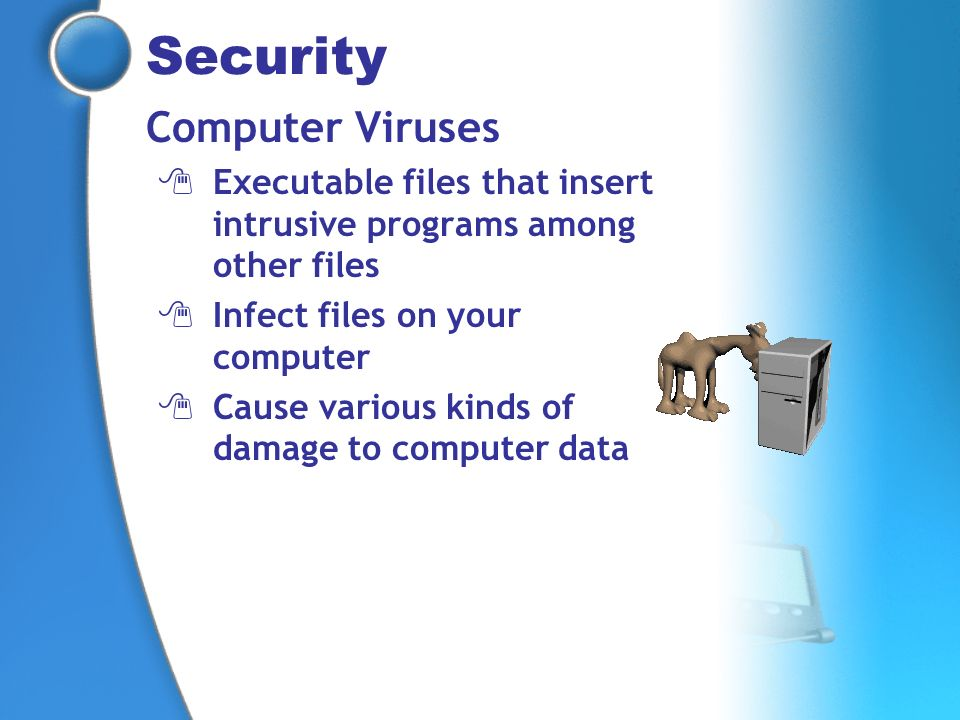 Security Computer Viruses