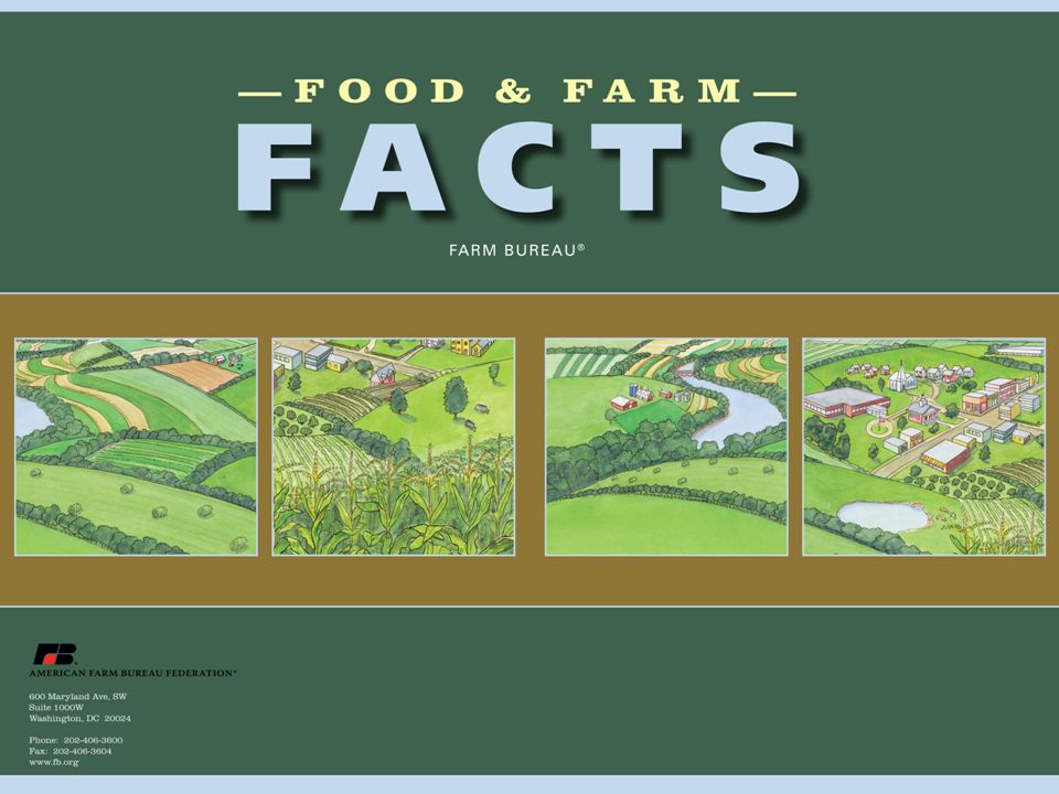 American Farm Bureau Federation® graphic