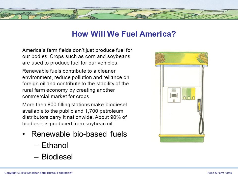 How Will We Fuel America