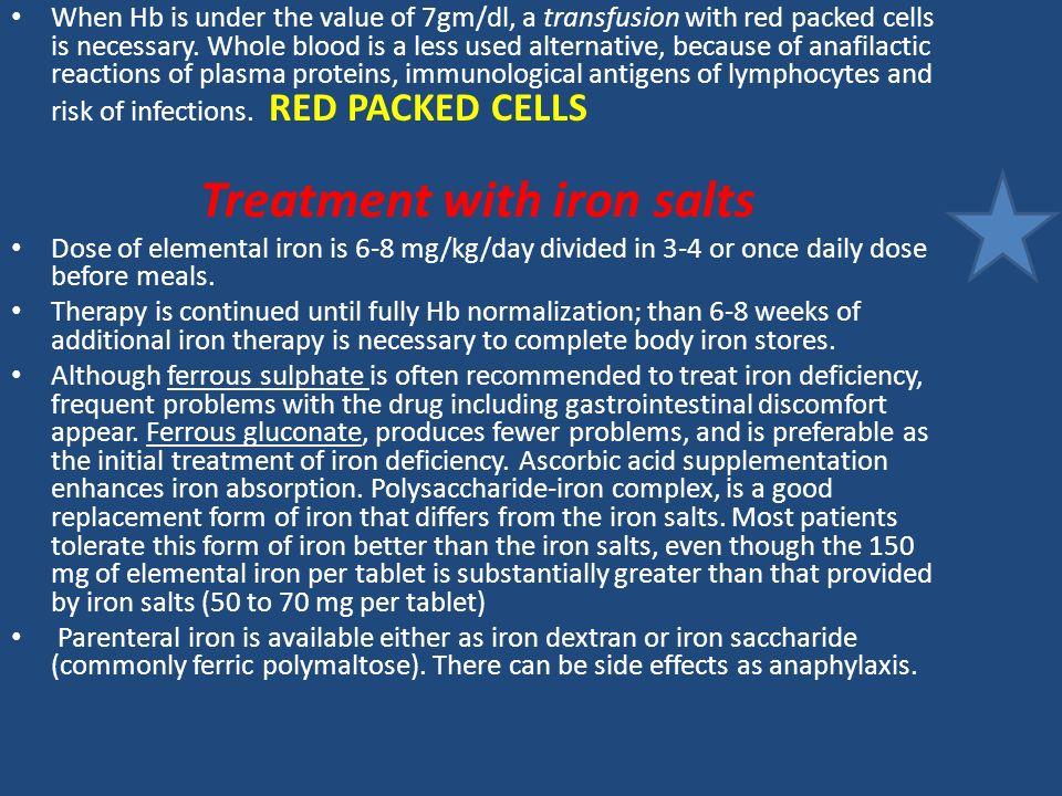 Anemia In Pediatrics Ppt Download