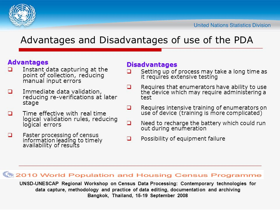 advantage and disadvantage of data collection 36 strengths and weaknesses of the data collection methods 37 relatable data  31 measurement of disability collecting data about persons with disabilities.