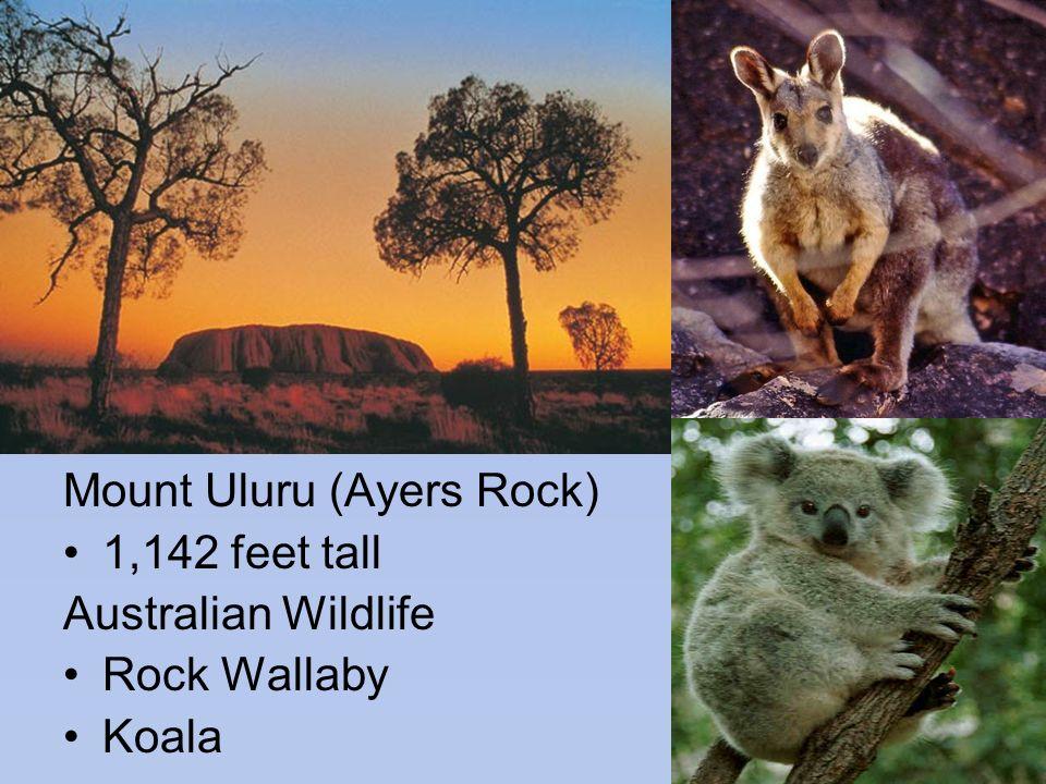 Mount Uluru (Ayers Rock)