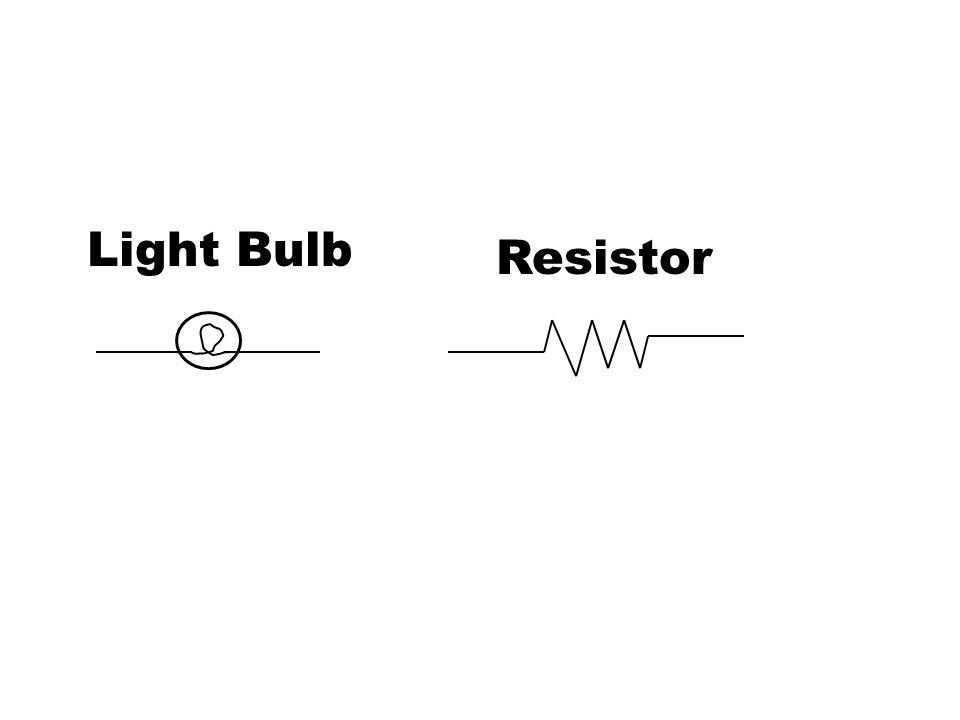 Light Bulb Resistor