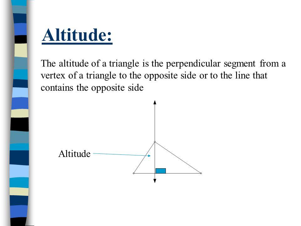 Altitude:
