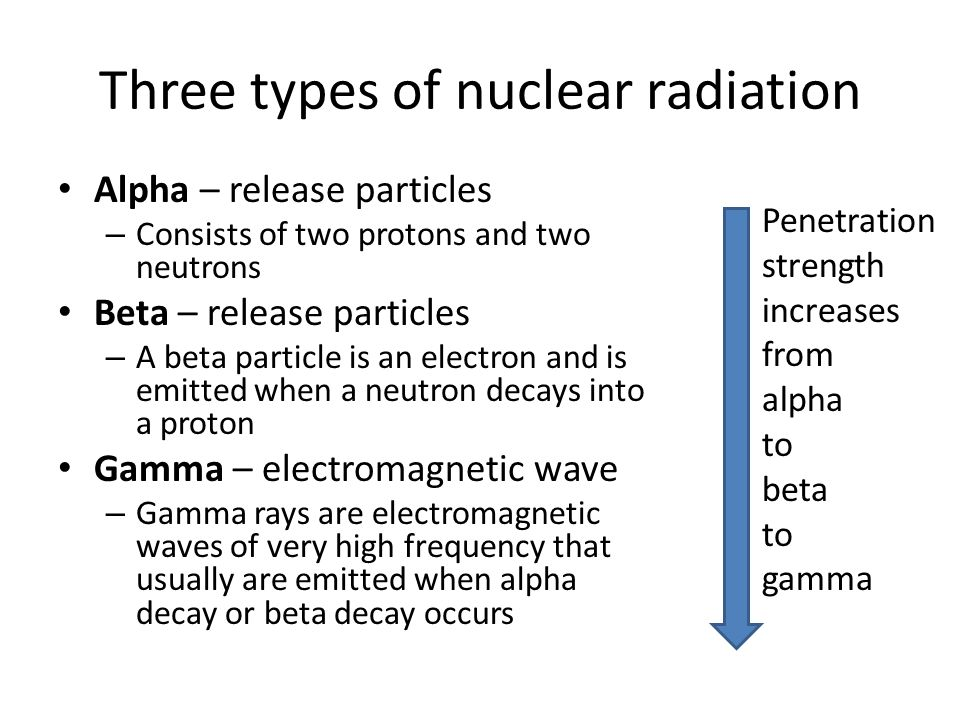 What Are 2 Types Of Radioactive Dating